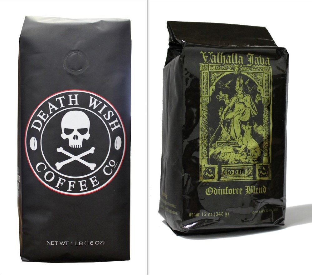 Death Wish Coffees