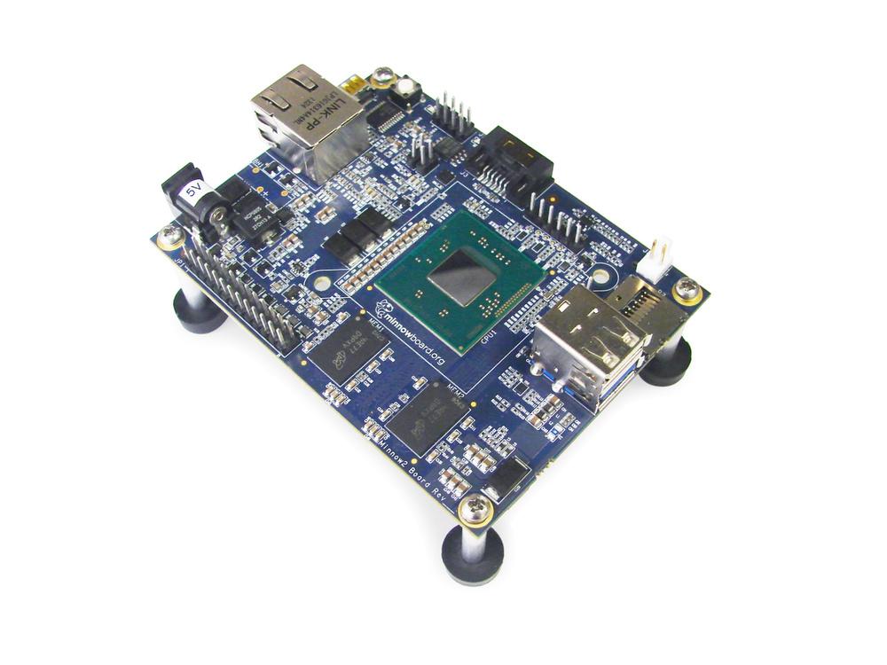 """Intel """"Minnowboard Max"""""""