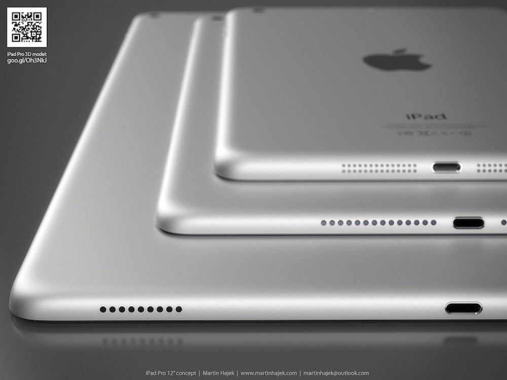 Possible simulated iPad Pro