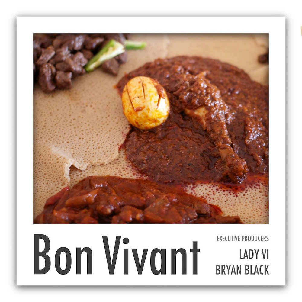 Bon Vivant Podcast launch