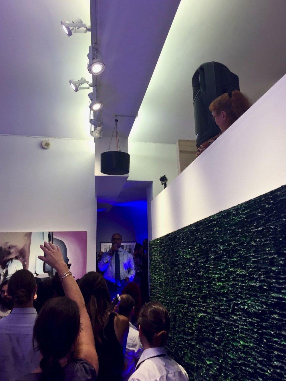 Bombay Artisan Curator Andre Guichard Speaking