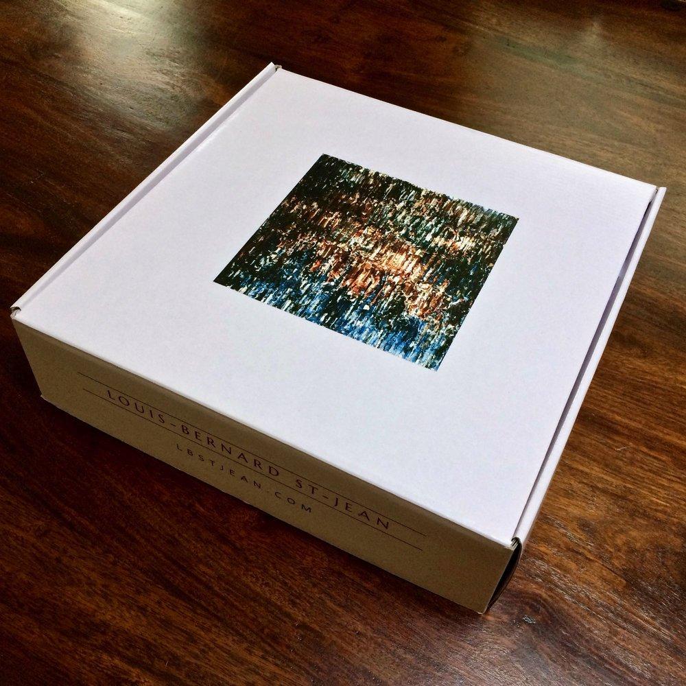 Big Sur Artwork Gift Box by Louis-Bernard St-Jean