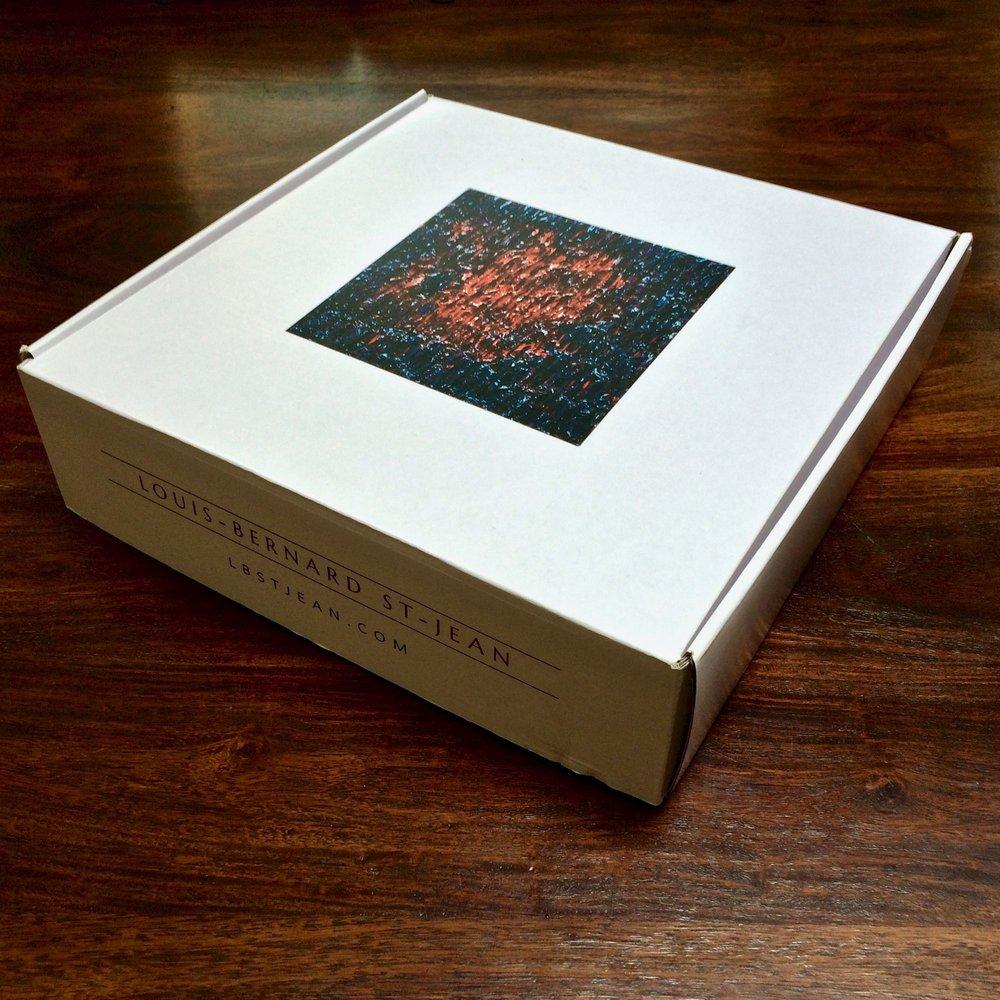 Blossom Artwork Gift Box