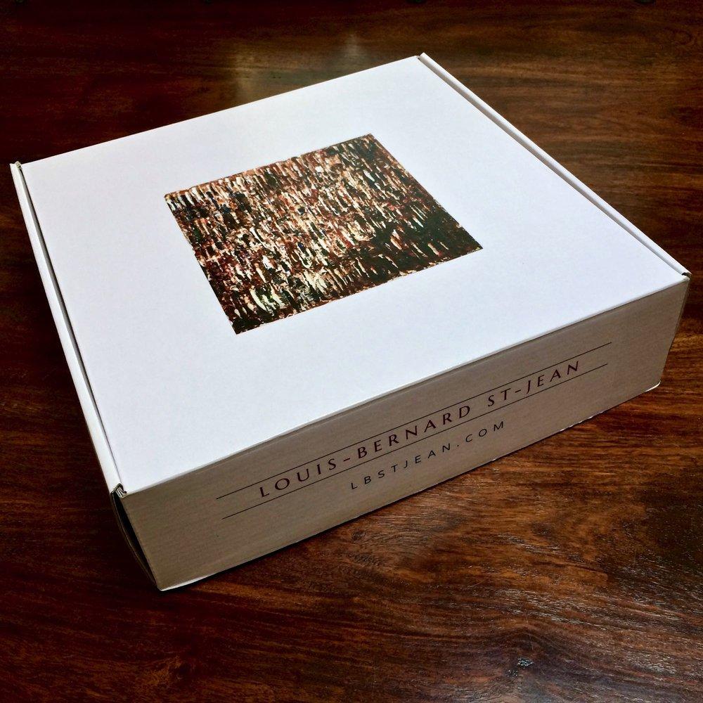 Nevada Artwork Gift Box