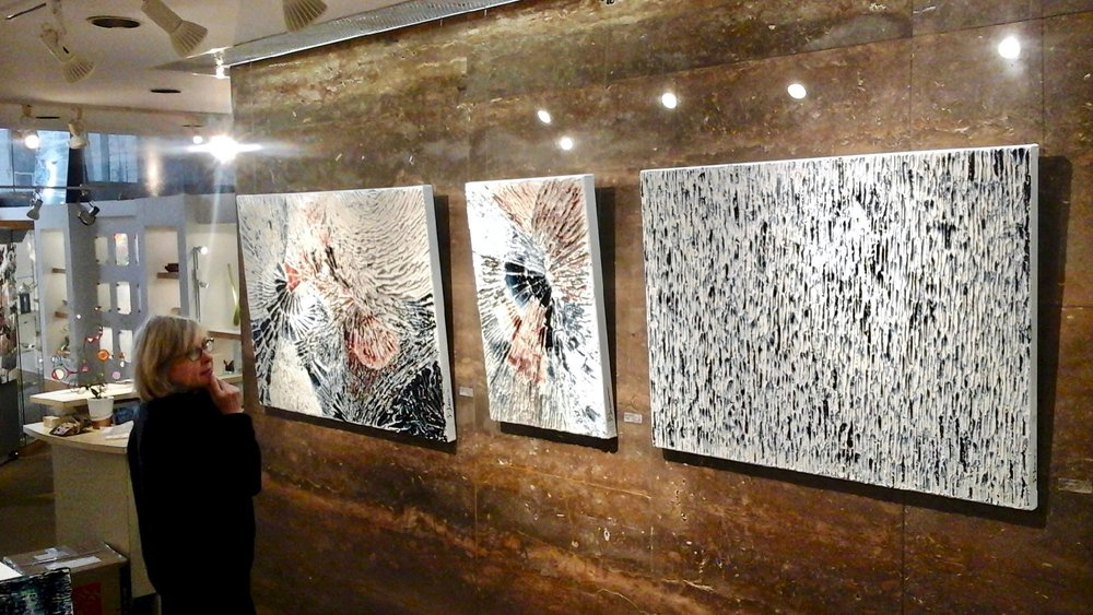 December Gallery Flip at Petroff Gallery