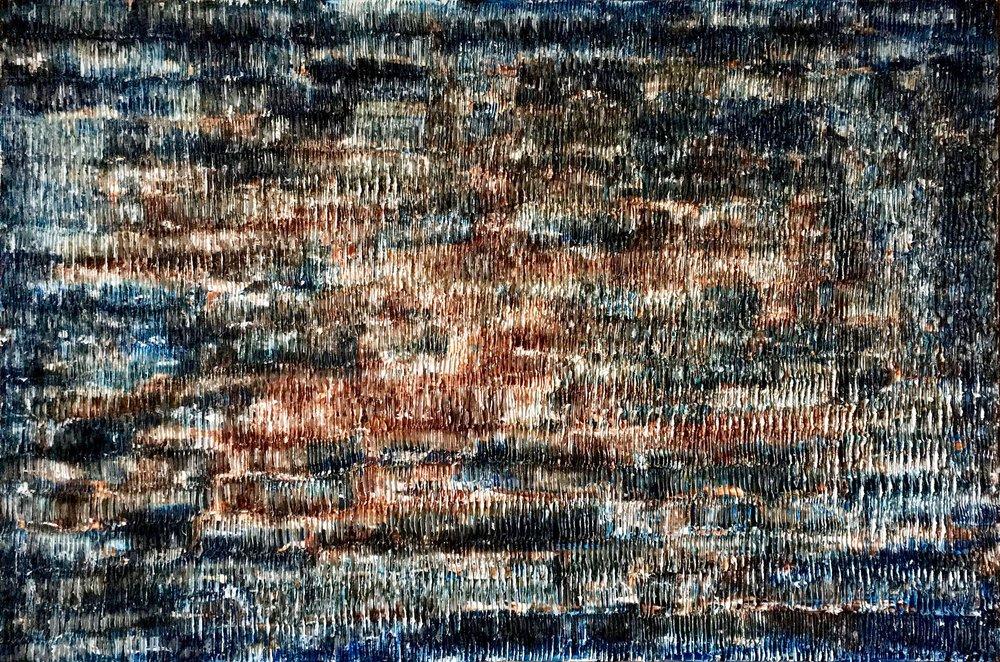 Le tableau Sandbanks sera parmi les œuvres présentées lors de cette exposition.