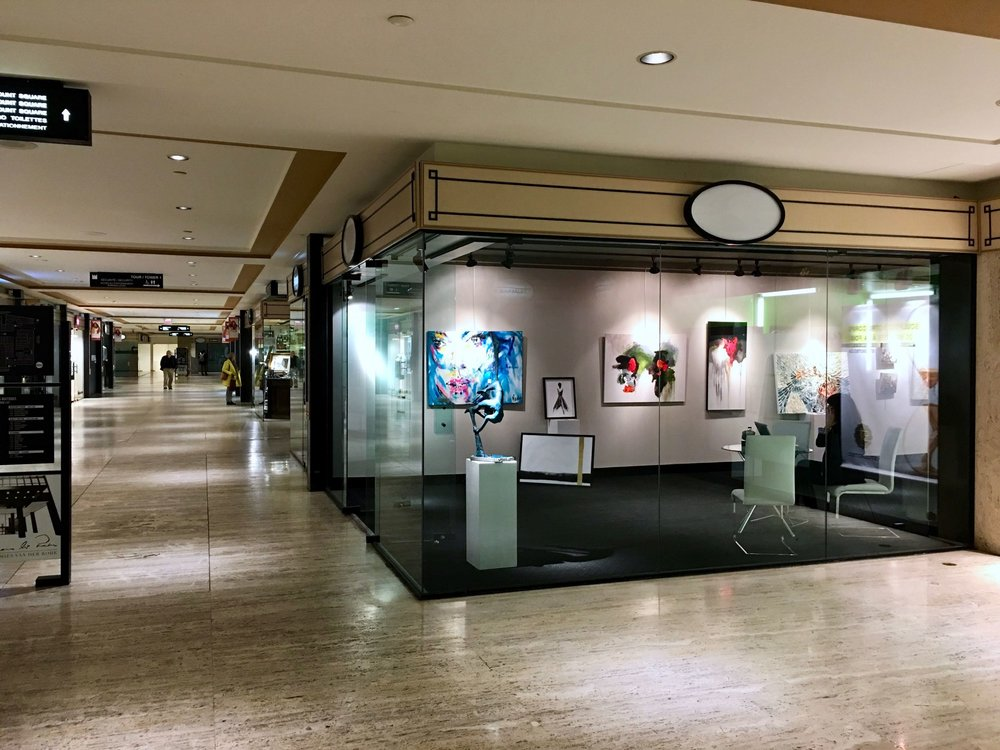 Copy of Avenue Art Pop Up at Westmount Square