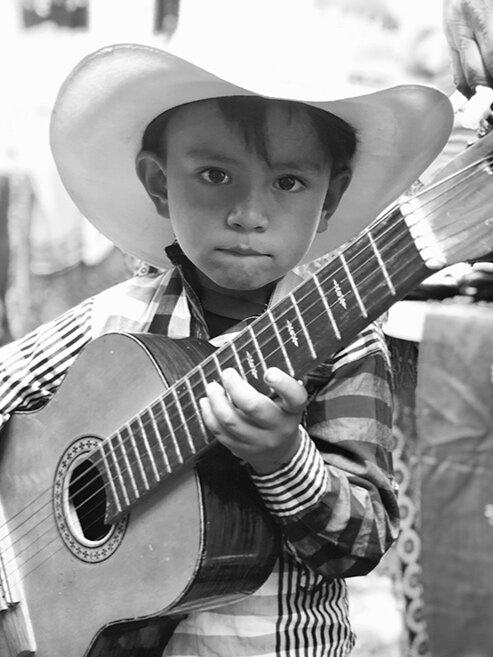 Peqeuño Guitarrista, 2018