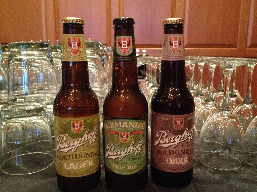 Chicago Brewery Berghoff Beers