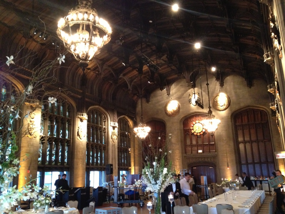 University Club of Chicago Cathedral Hall