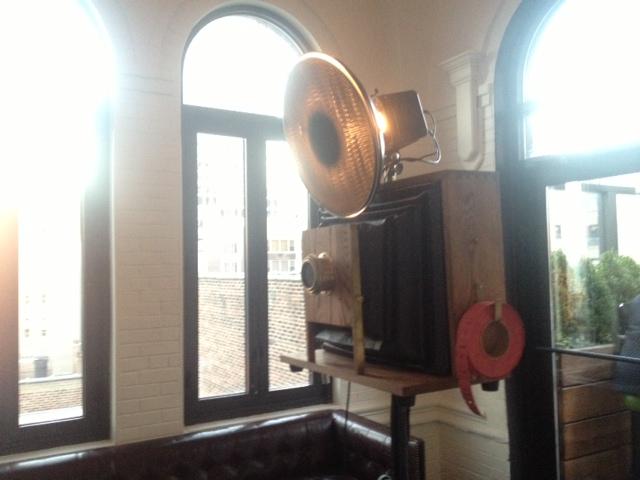 Fotio Wooden Camera Photo Booth