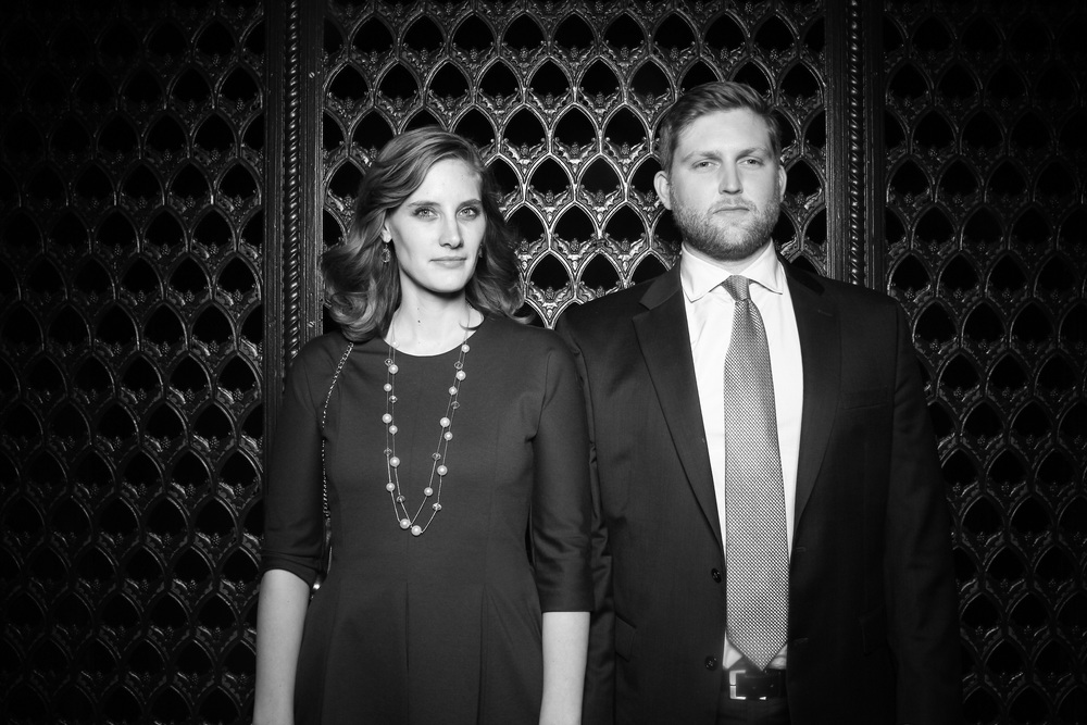 Chicago's own American Gothic photo booth!