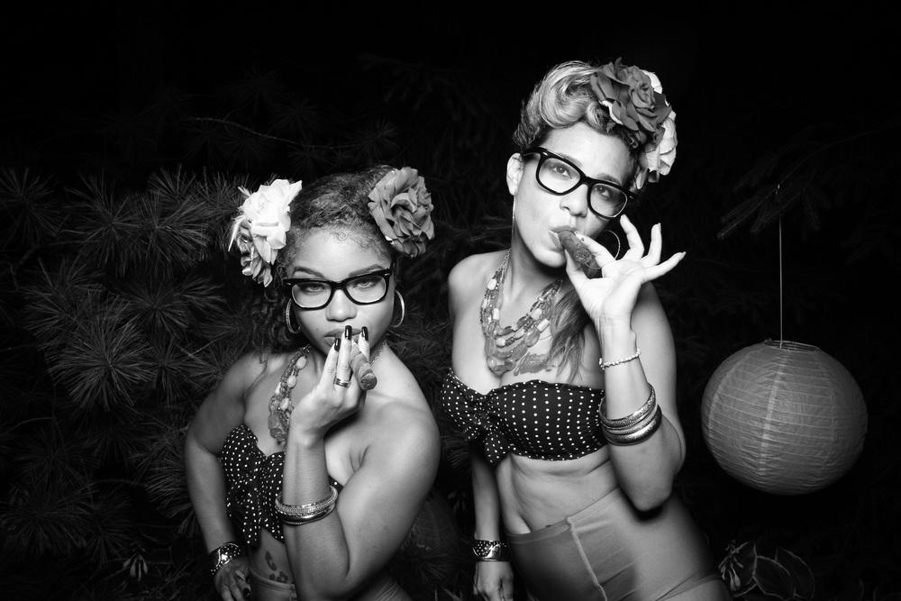 Cuban babes!