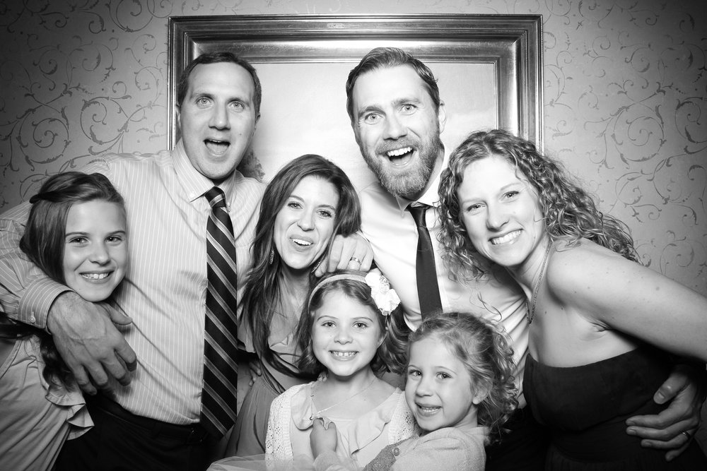 Love this family portrait from the Danada House Wedding!