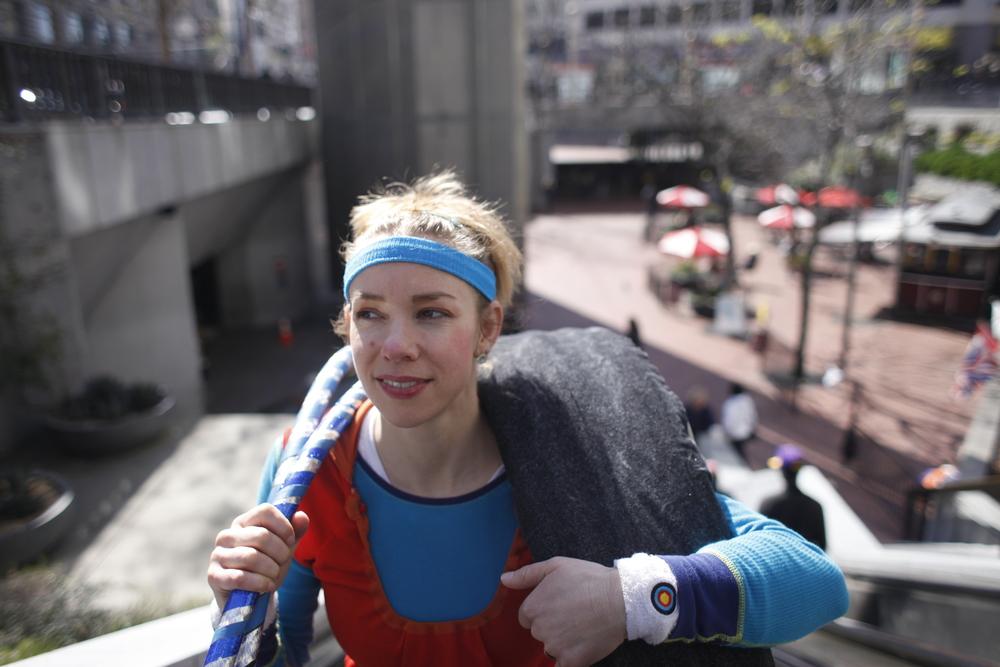 Natasha Kaluza: Super Hooper