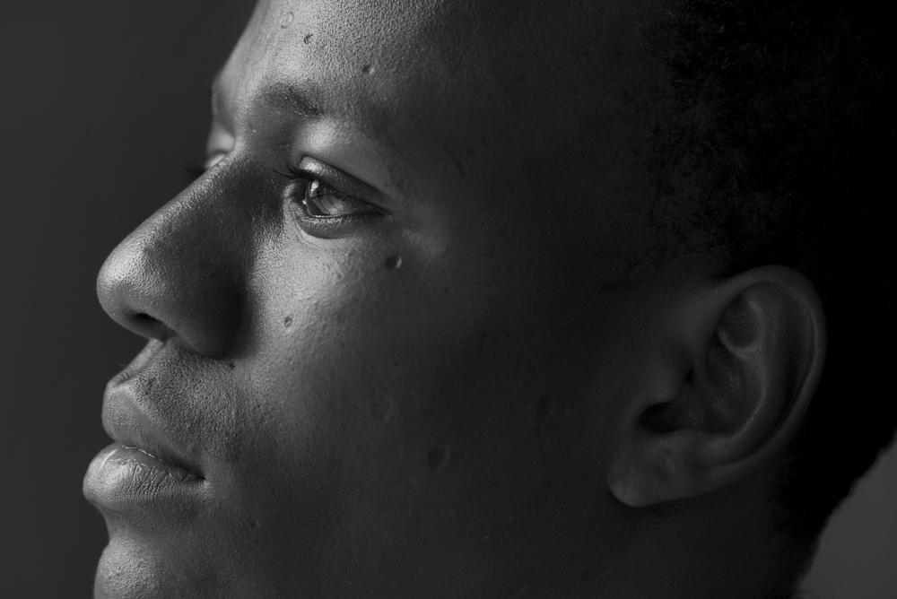 Omari Mohammed, 23, Ariel Club member, Mt. Meru Regional Hospital in Arusha, Tanzania.