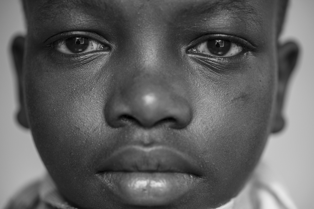 Nurd Haji, 16, Ariel Club member, Mt. Meru Regional Hospital in Arusha, Tanzania.