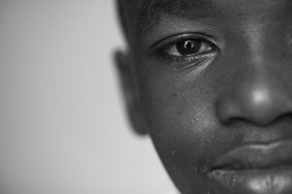 Hilary Henry, 18, Ariel Club member, Mt. Meru Regional Hospital in Arusha, Tanzania.