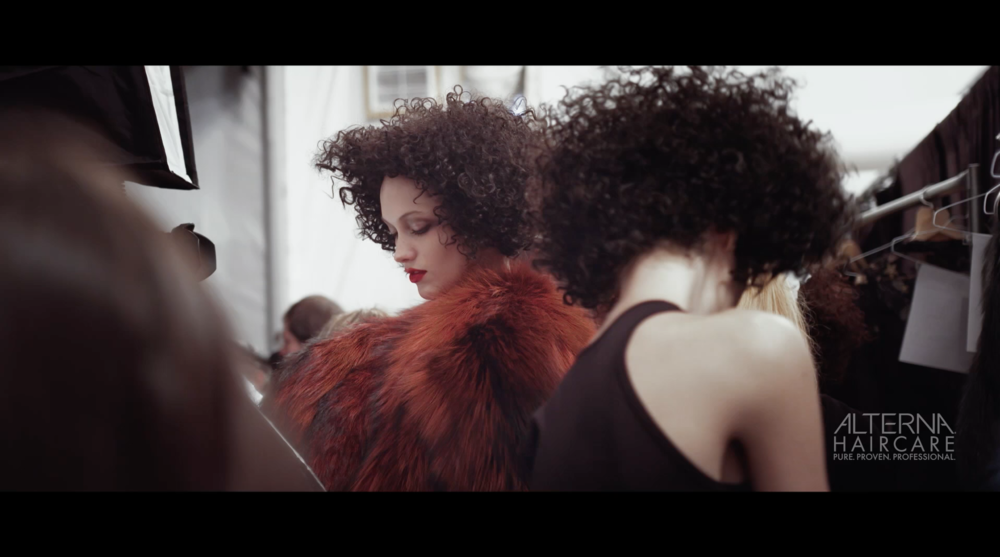 Alterna NYFW15 Promo Video