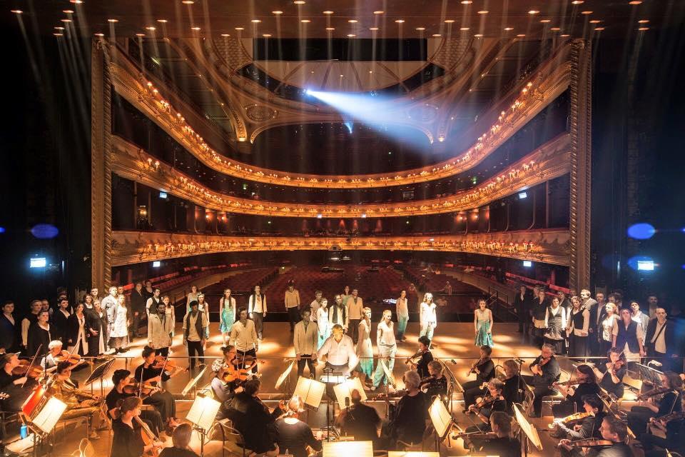 Orpheus & Eurydice - John Fulljames (La Scala)