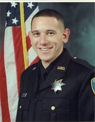 Oakland SWAT Sergeant Daniel Sakai, age 35, was killed on March 21, 2009 in the line of duty along with fellow officers Sergeant Ervin Romans, Sergeant Mark Dunakin, and Officer John Hege. Daniel is survived by wife Jenni and daughter Jojiye.