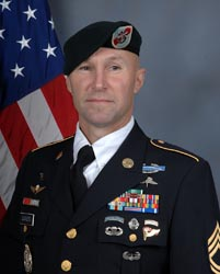 U.S. Army Sergeant First Class Severin W. Summers III, 43, of Bentonia, Mississippi, assigned to the 2nd Battalion, 20th Special Forces Group (Airborne), headquartered at Jackson, Mississippi,died August 2, 2009in Qole Gerdsar, Afghanistan, after his vehicle was struck by a command wire improvised explosive device. Summers is survived by his wife Tammy Fraser and his daughters Jessica, Shelby & Sarah.