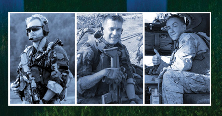 "After the September 11th attacks on our country, Jeremy joined the Navy and became a SEAL. Ben already in the Army became a member of the legendary Green Berets. Beau followed his brothers and joined the Marine Corps Infantry. Together they served over 1,600 days in Iraq and Afghanistan. Tragically Jeremy was killed by a suicide bomber in Afghanistan on December 30, 2009. Just over two years later, Ben was killed in a firefight in Afghanistan. Beau remains on active duty in the United States Marine Corps.  Memorial Day is the day we honor those who gave their life in combat—veterans like Jeremy and Ben Wise who gave that ""last full measure of devotion."" Veterans Day is the day we honor all who served and continue to serve. Those like Beau who come home and deal with the legacy of war on a daily basis.  The Three Wise Men Tribute seeks to launch a national movement to bring communities together on Veterans Day to honor those who survived their combat experience but have come home and are struggling. We will raise awareness of the problems our veterans face and provide direct support to successful programs that give them the help they need. These warriors fought for our country, now it is our turn to fight for them"