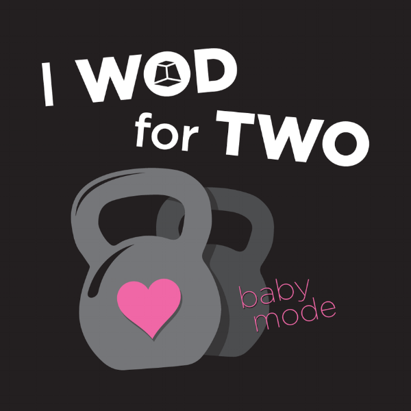 "Cindy and Dave thought it would be a good idea to have a WOD dedicated to Christine all the pregnant moms of Cobalt, past present and future! So for todays WOD we will be using weighted vests, or increasing resistance to show our support and know what it's like to get through a WOD while creating and carrying a kid all at the same time. Good Luck to Christine, who is due in about 2 weeks! We can't wait to meet your ""+1"" !!"