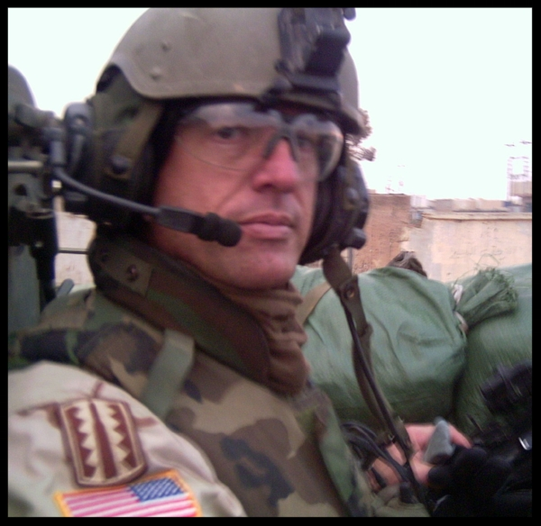 "U.S. Army First Sergeant Michael ""Hammer"" Bordelon, 37, of Morgan City, Louisiana, assigned to the 1st Battalion, 24th Infantry Regiment, 1st Brigade, 25th Infantry Division (Stryker Brigade Combat Team), based out of Fort Lewis, Washington, died on May 10, 2005, from injuries sustained when a car bomb exploded near him in Mosul, Iraq on April 23, 2005.  He is survived by his wife Mila; children Mike Jr., Jacob, and Johanna; mother Dolores; and sister Doreen Scioneaux"