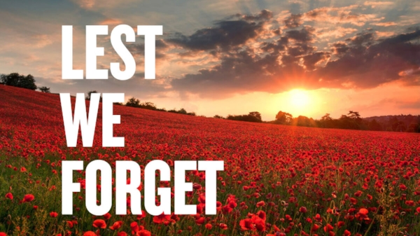 Remembrance Day (sometimes known informally as Poppy Day) is a memorial day observed in Commonwealth of Nations member states on November 11, since the end of the First World War, to remember the members of their armed forces who have died in the line of duty.