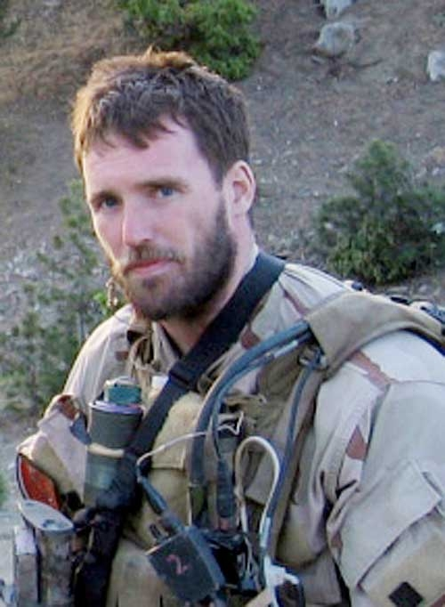 "In memory of Navy Lieutenant Michael Murphy, 29, of Patchogue, N.Y., who was killed in Afghanistan June 28th, 2005.  This workout was one of Mike's favorites and he'd named it ""Body Armor"". From here on it will be referred to as ""Murph"" in honor of the focused warrior and great American who wanted nothing more in life than to serve this great country and the beautiful people who make it what it is."