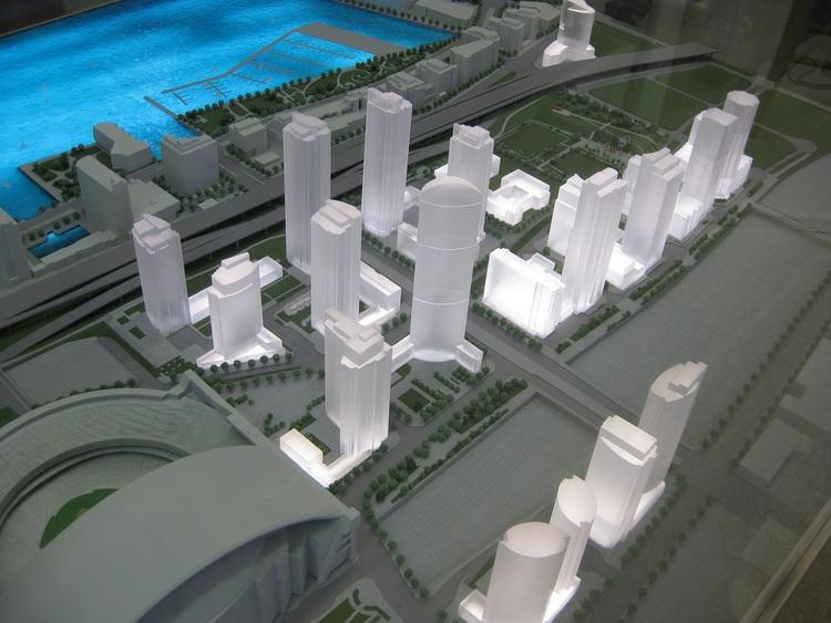 context models peter mccann architectural models inc