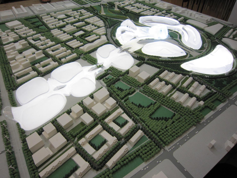 peter mccann architectural models inc