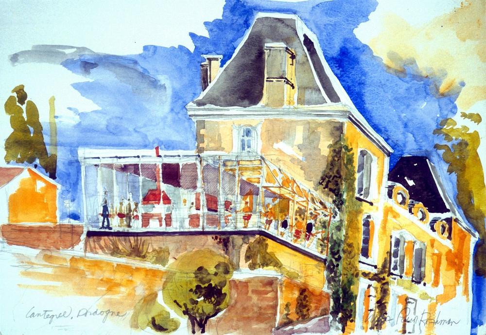Dordogne Cantegrel