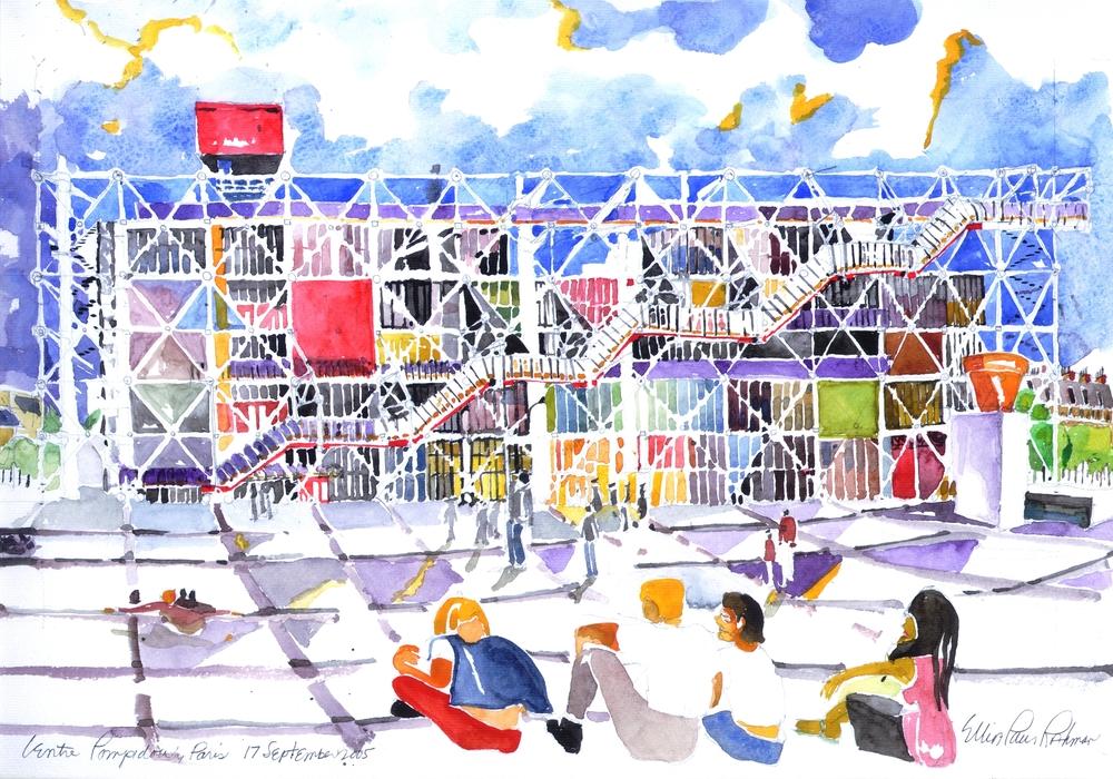 Centre Pompidou Paris