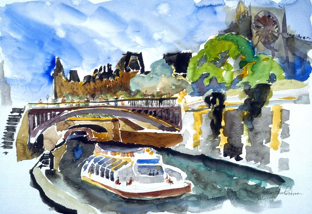 Pont Montebello Paris