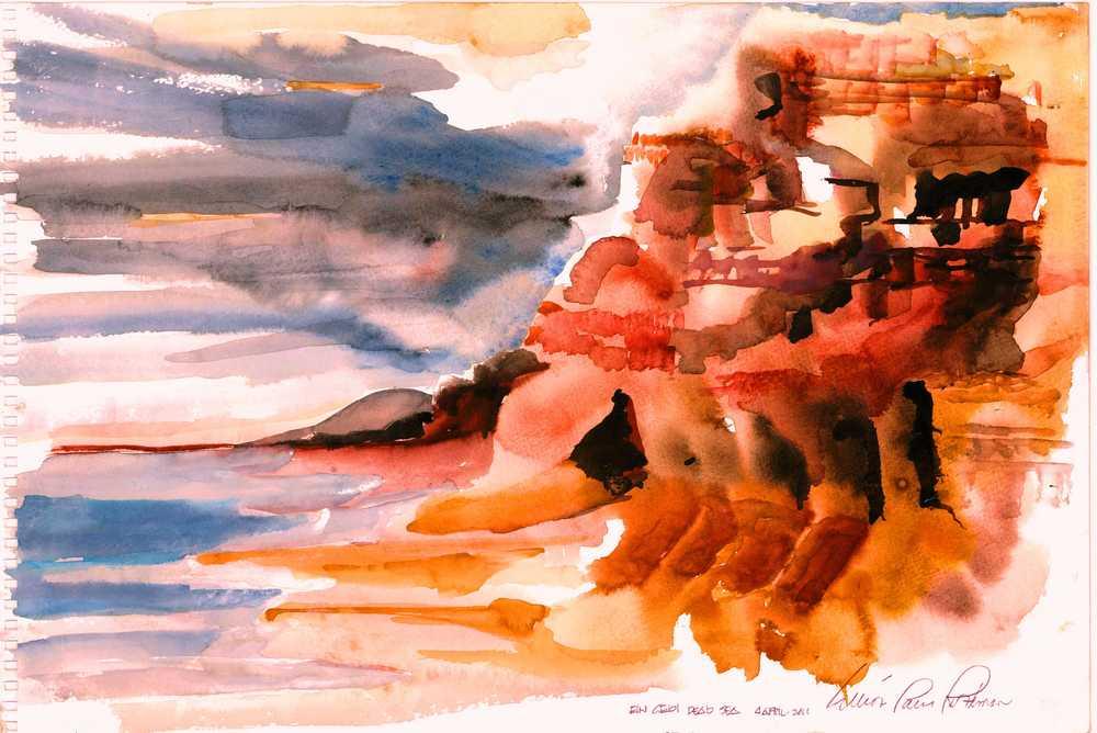 Ein Gedi Dead Sea
