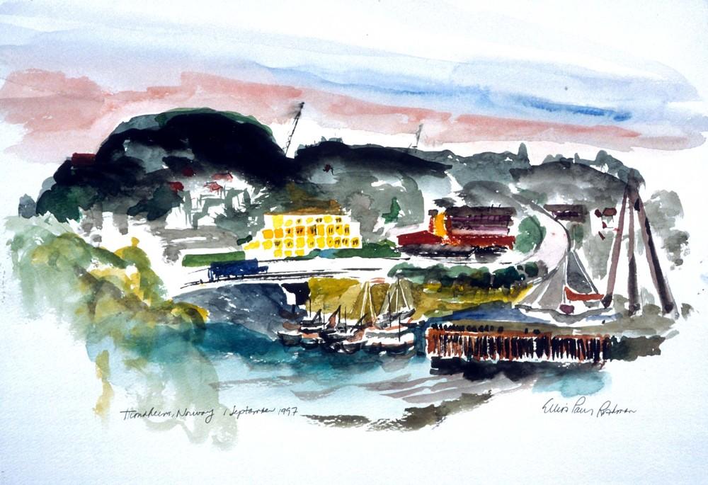 Industrial Trondheim