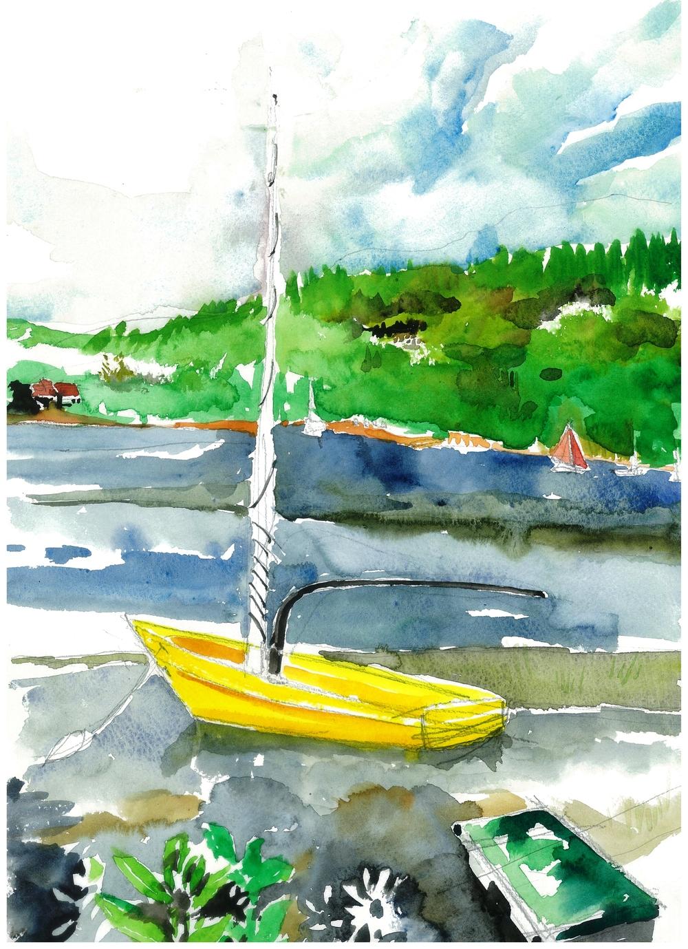 Friend's Place Sailing