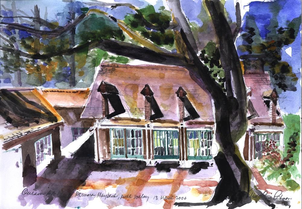 Maybeck House Tiburon
