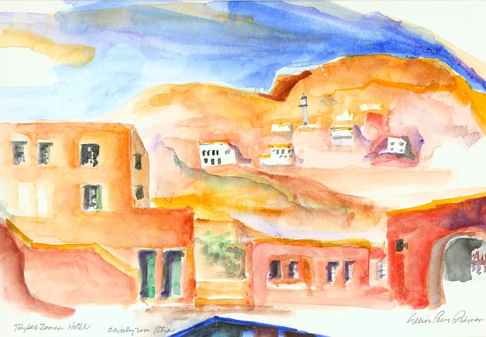 Taybet Zaman Hotel Petra