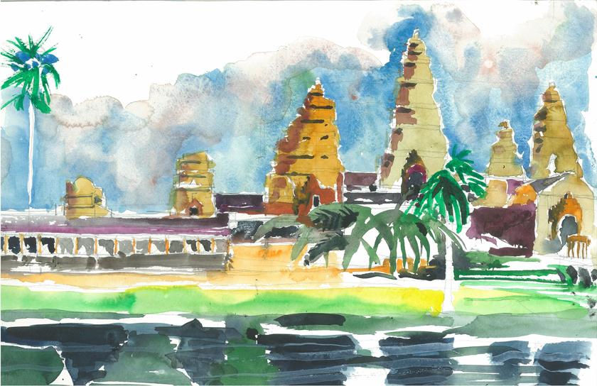 Angkor Wat 10/29/2013