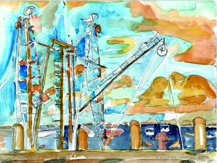 Wellfleet Pier