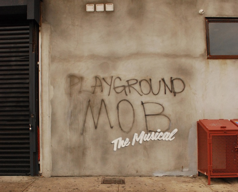 Photo courtesy of Banksyny.com