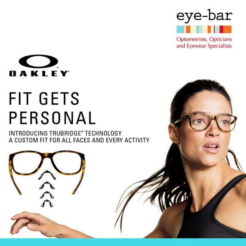 8ff72abba89 Eyewear Spotlight  Oakley s New TruBridge — eye-bar