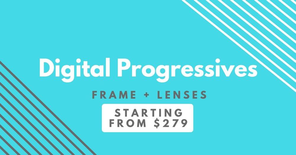 sparepair eyewear - progressive lens banner