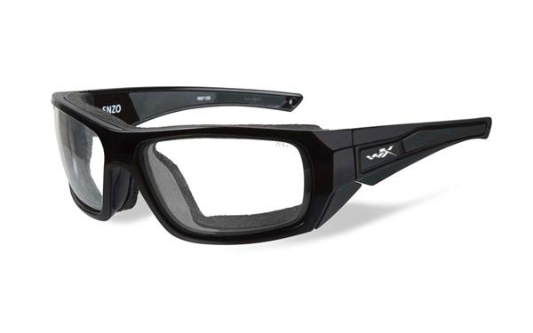 Wiley X - Enzo    $159.00 frame only $259.00 frame & Single vision lens package*
