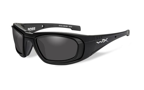 Wiley-X Boss  $159.00 frame only $259.00 frame & Single vision lens Package*