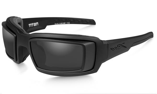 Wiley x - Titan  $179.00 frame only $279.00 frame & single vision lens package