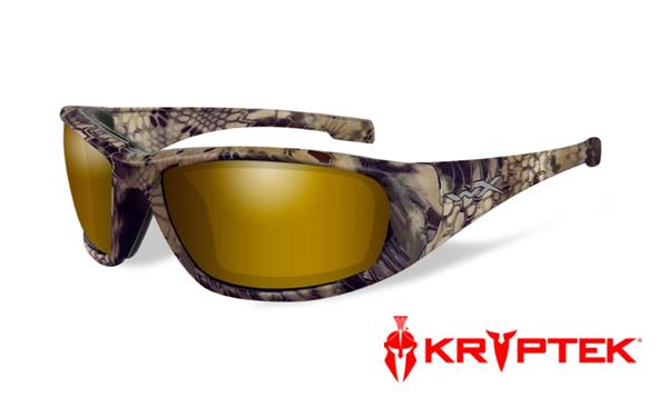 Wiley X - Boss Kryptek  $159.00 frame only $259.00 frame & Single vision lens package